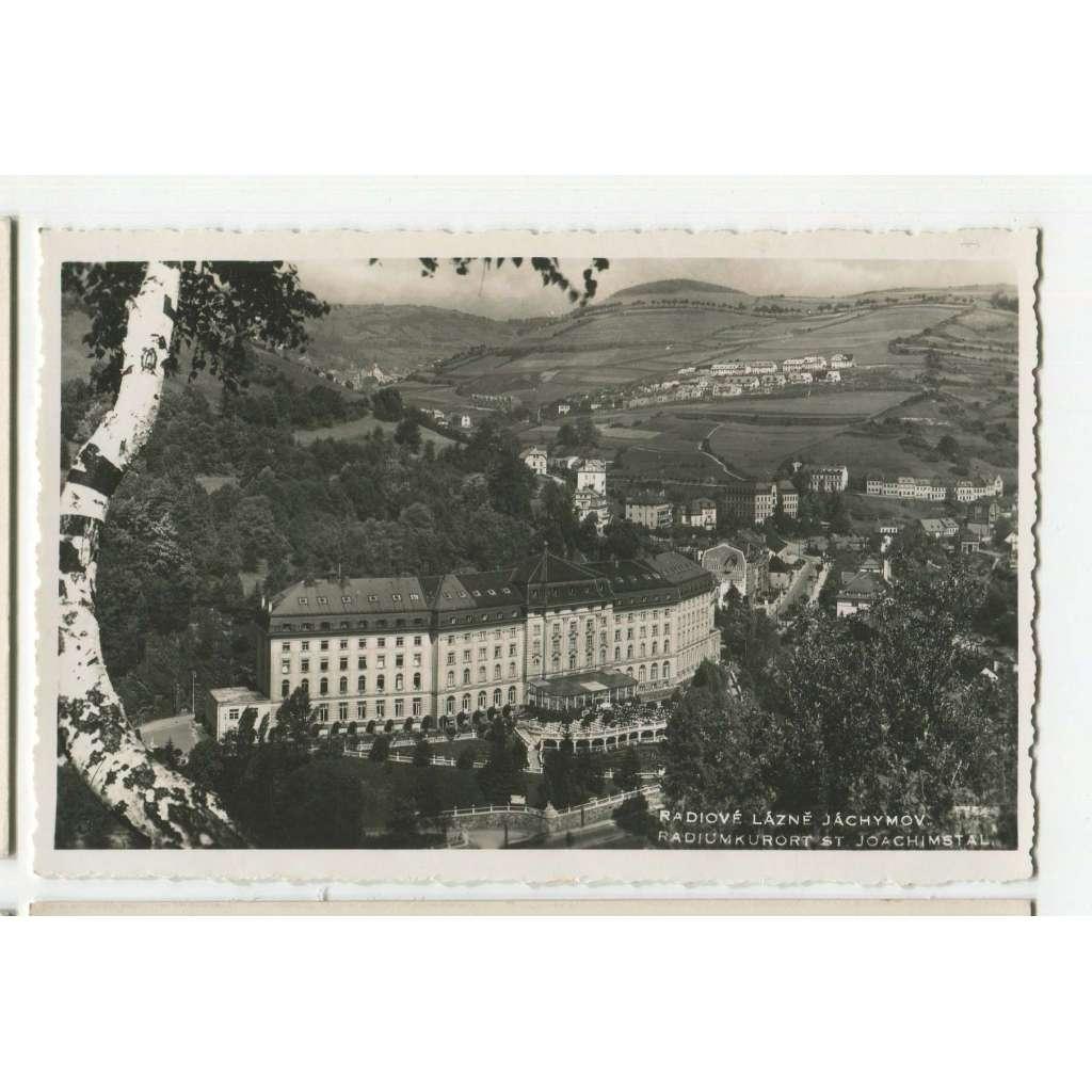 Jáchymov, Karlovy Vary