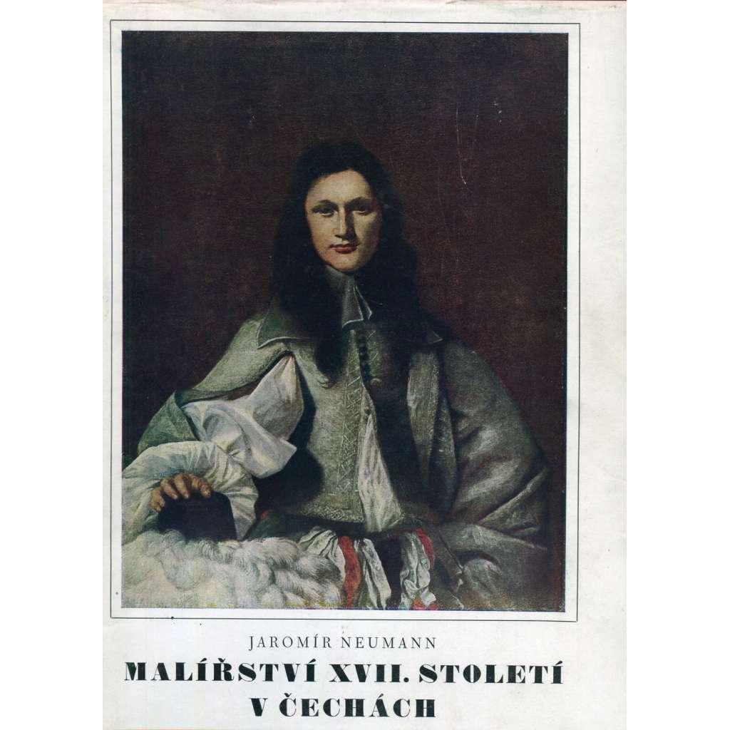 Malířství XVII. století v Čechách – Barokní realismus (malířství 17. století, baroko, Karel Škréta)