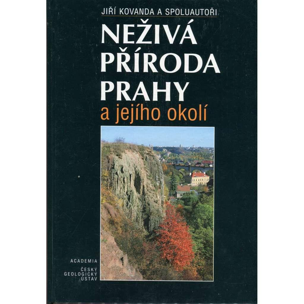 Neživá příroda Prahy a jejího okolí (geologie)