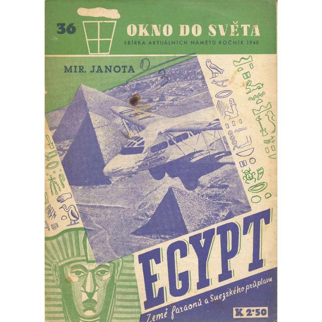 Okno do světa: Egypt