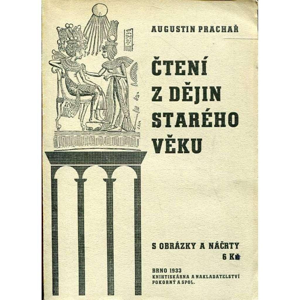 Čtení z dějin starého věku