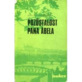 Pozůstalost pana Ábela (Index, exilové vydání)