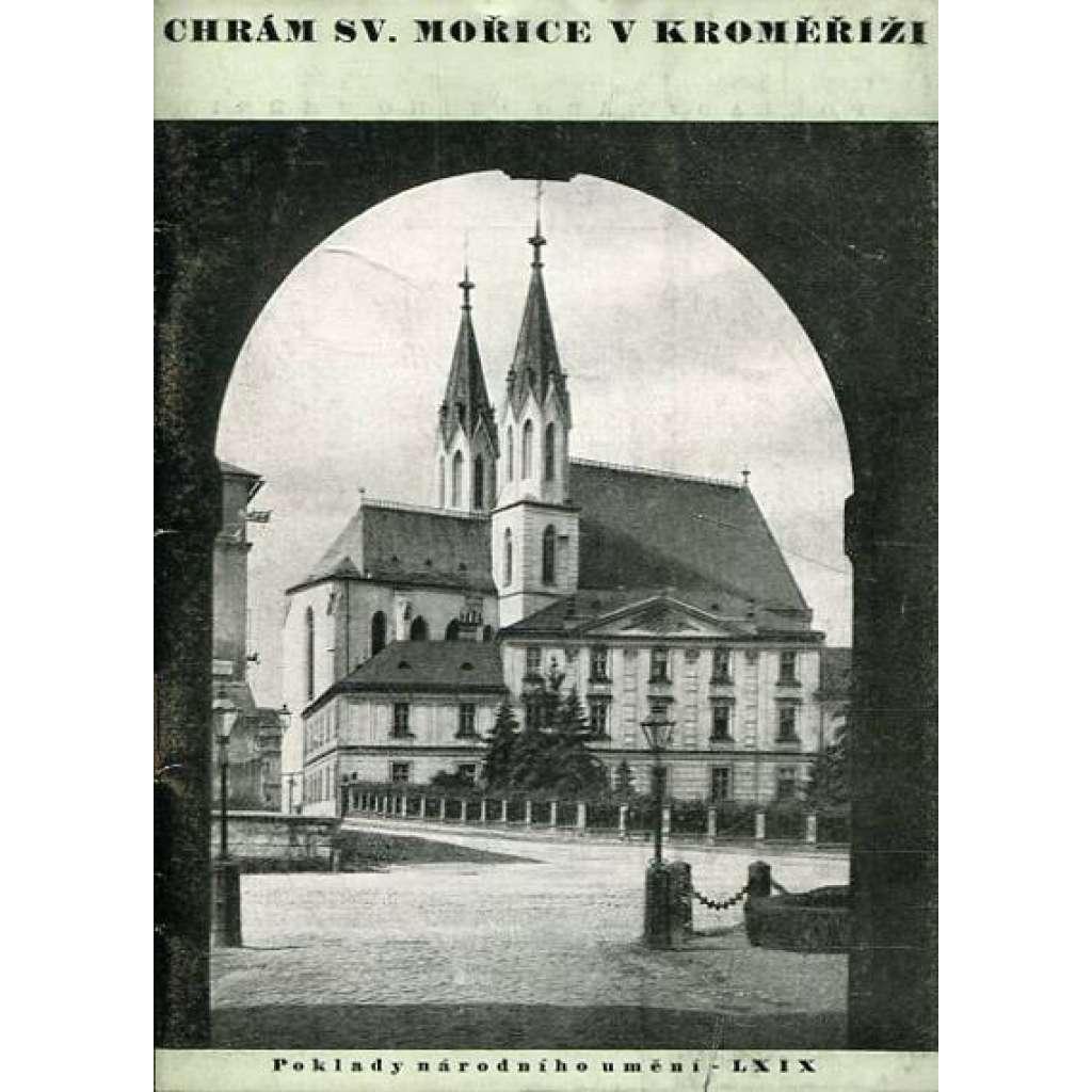 Chrám sv. Mořice v Kroměříži