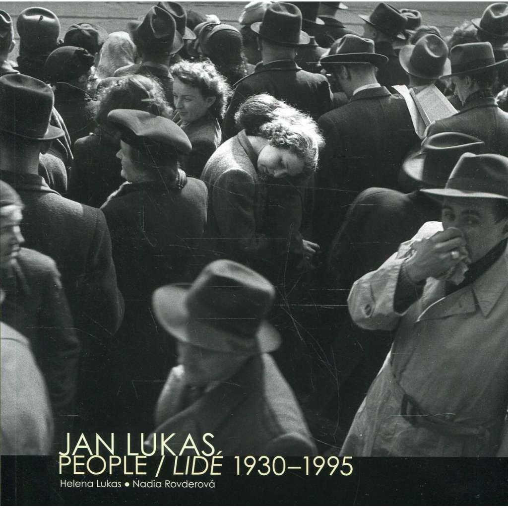 Jan Lukas: People / Lidé 1930 -1995
