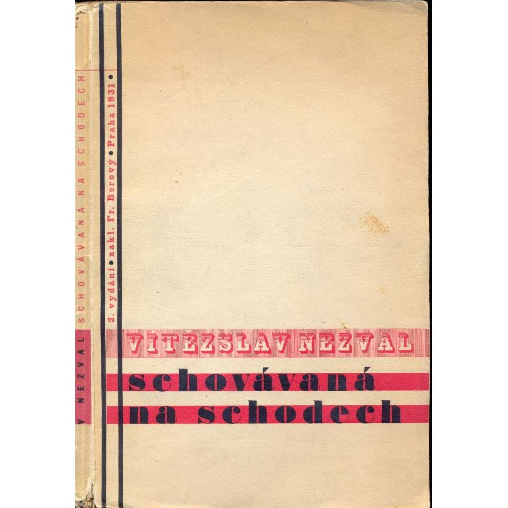 Schovávaná na schodech (II. vydání)