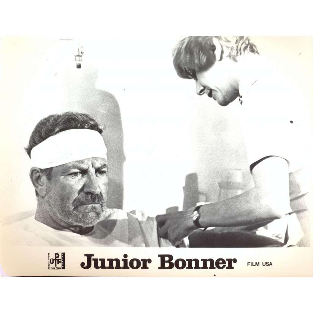 Fotoska - film, western Junior Bonner (Steve McQueen)
