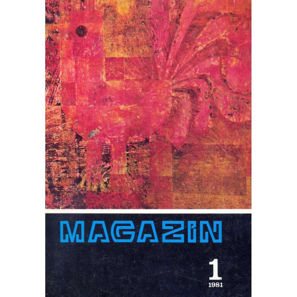 Magazín, 1/1981