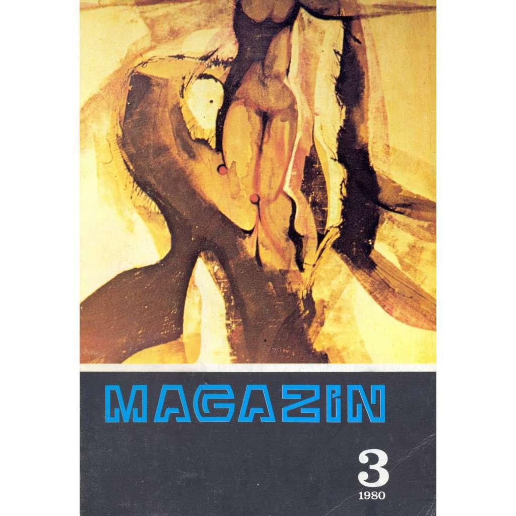 Magazín, 3/1980