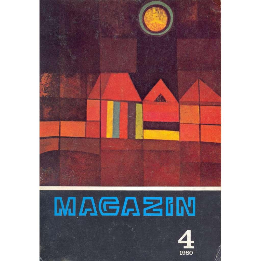 Magazín, 4/1980