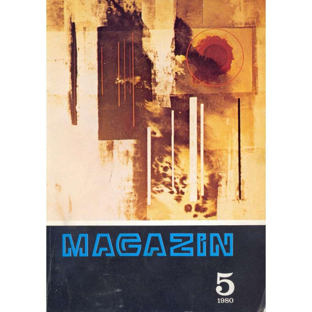 Magazín, 5/1980 (r. IX.)