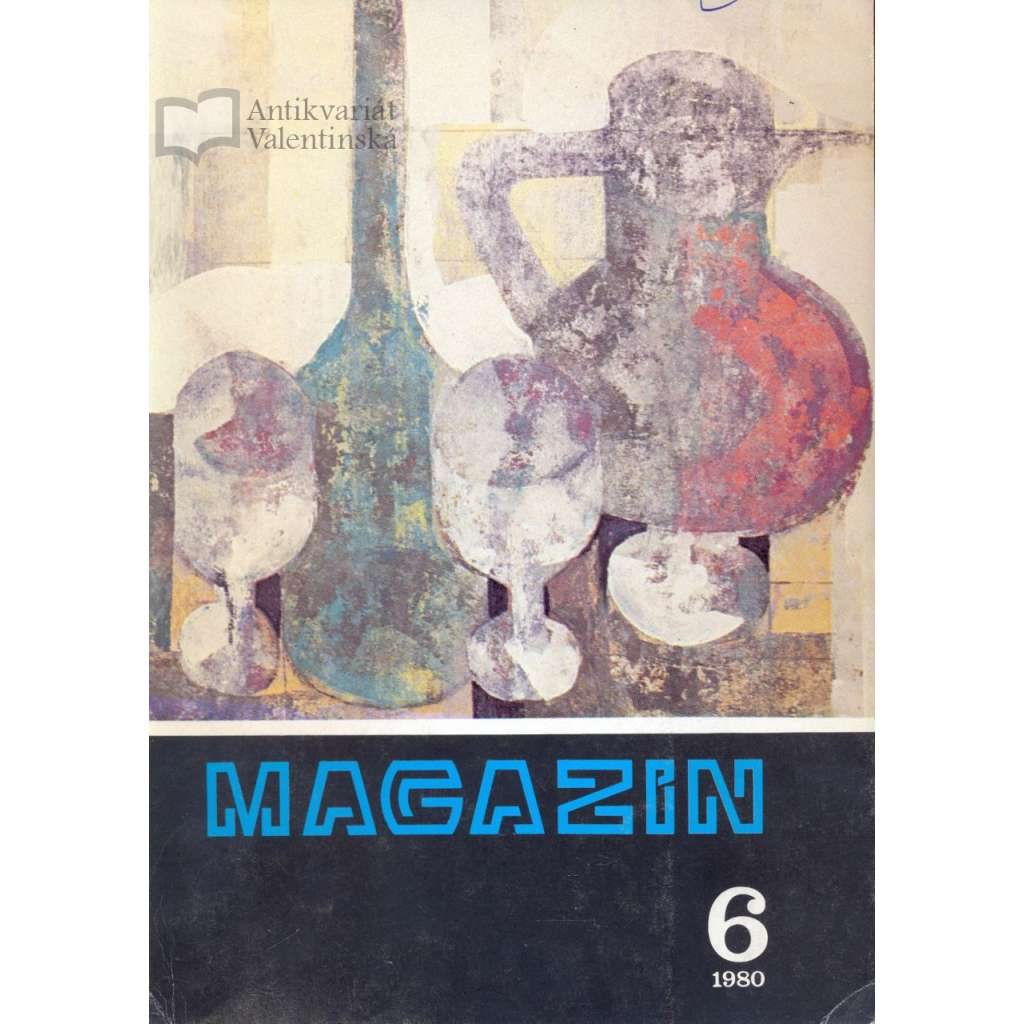 Magazín, 6/1980 (r. IX.)