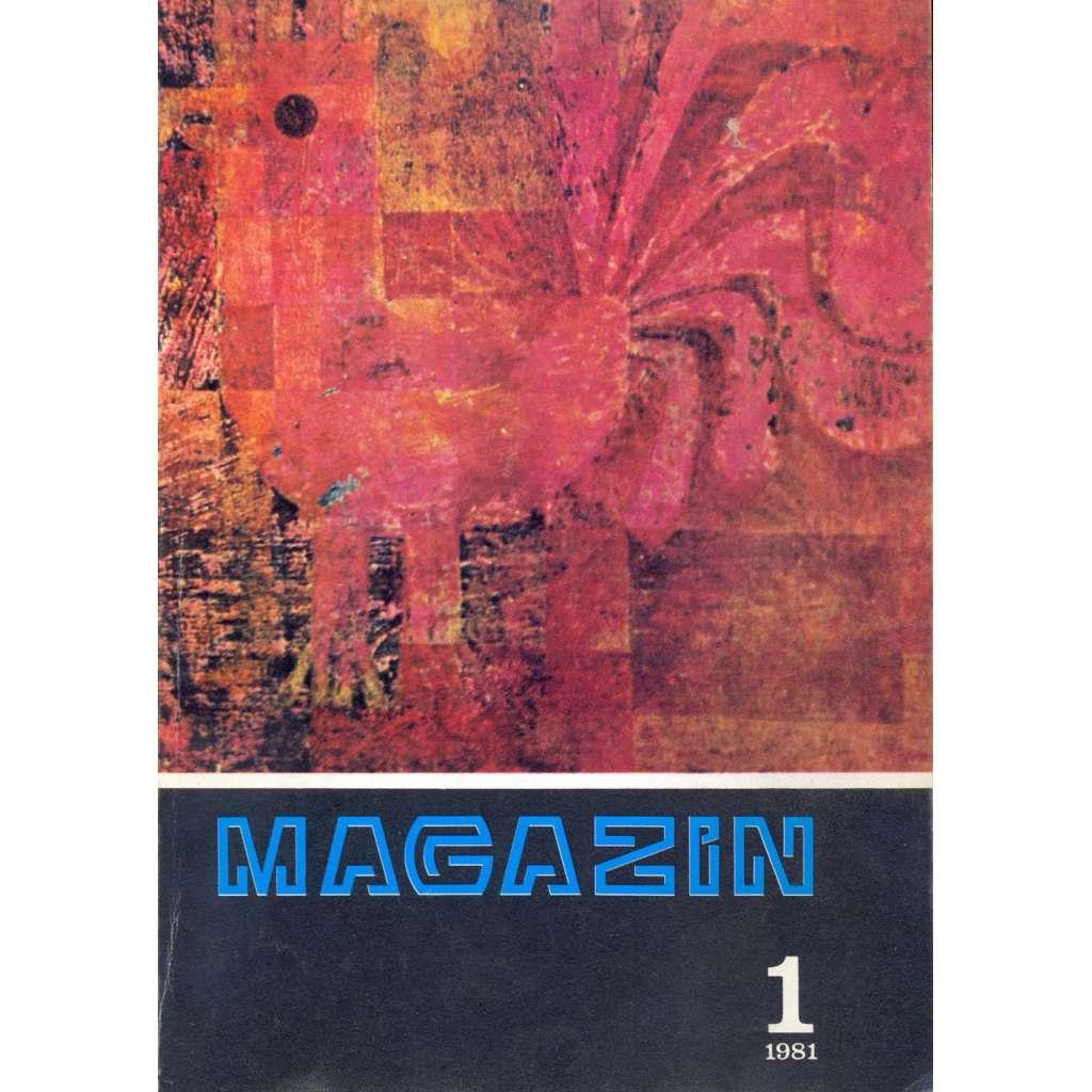 Magazín, 1/1981 (r. 10.)