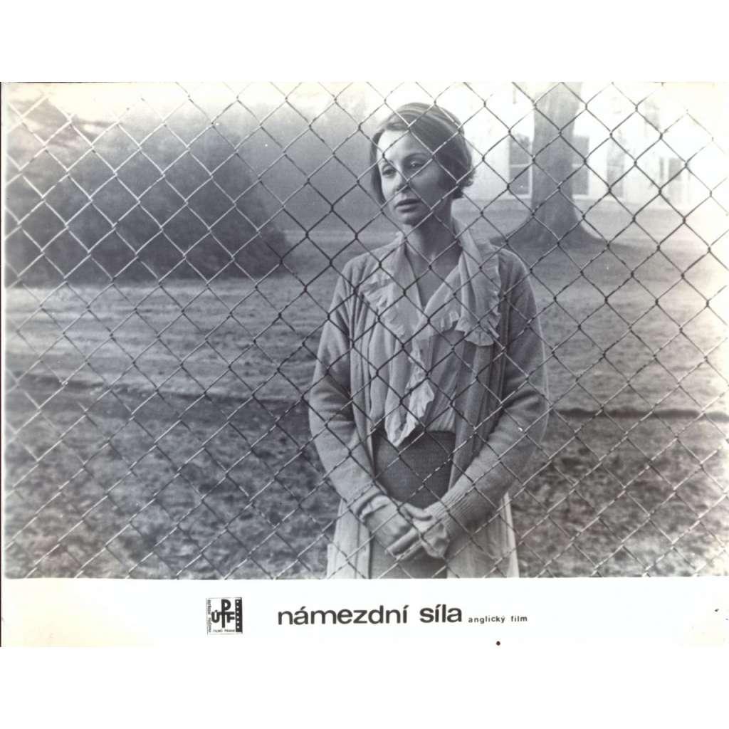 Fotoska - film Námezdní síla (A. Bridges, R. Shaw)
