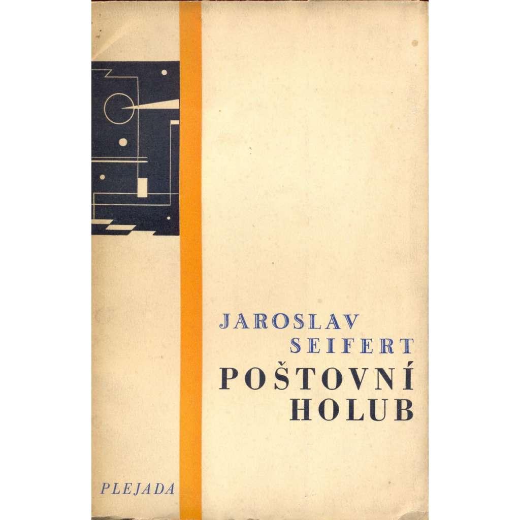 Poštovní holub (edice Plejada)