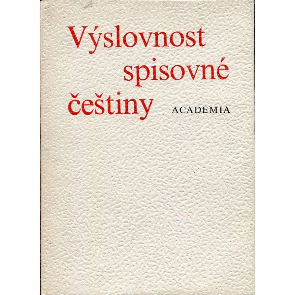 Výslovnost spisovné češtiny