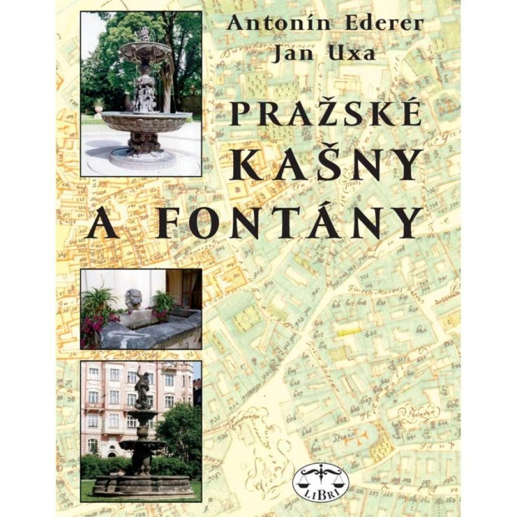 Pražské kašny a fontány  STARÁ PRAHA