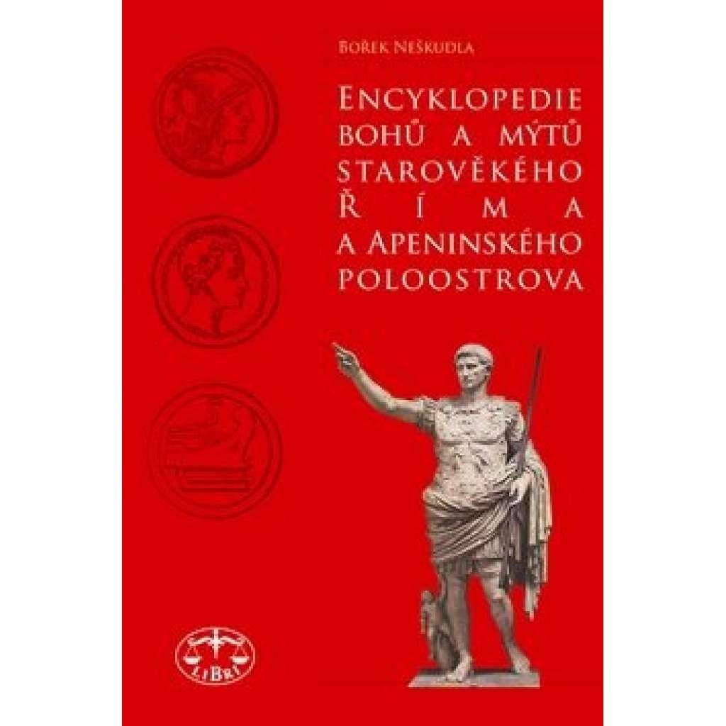 Encyklopedie bohů a mýtů starověkého Říma a Apeninského poloostrova POVĚSTI BÁJE ŘÍM ETRUSKOVÉ