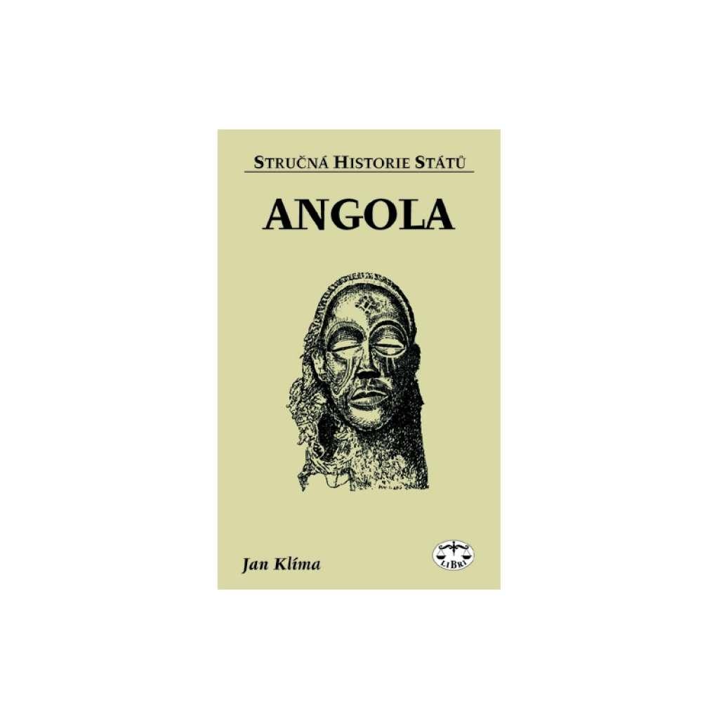 Angola. Stručná historie států