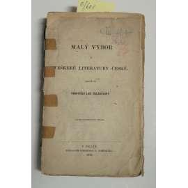 Malý výbor z veškeré literatury české