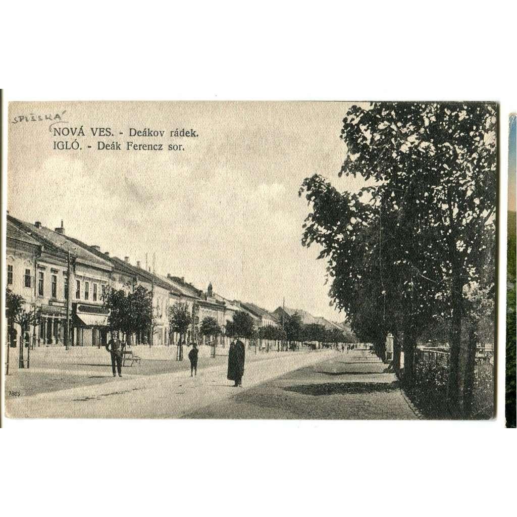 Spišská Nová Ves,