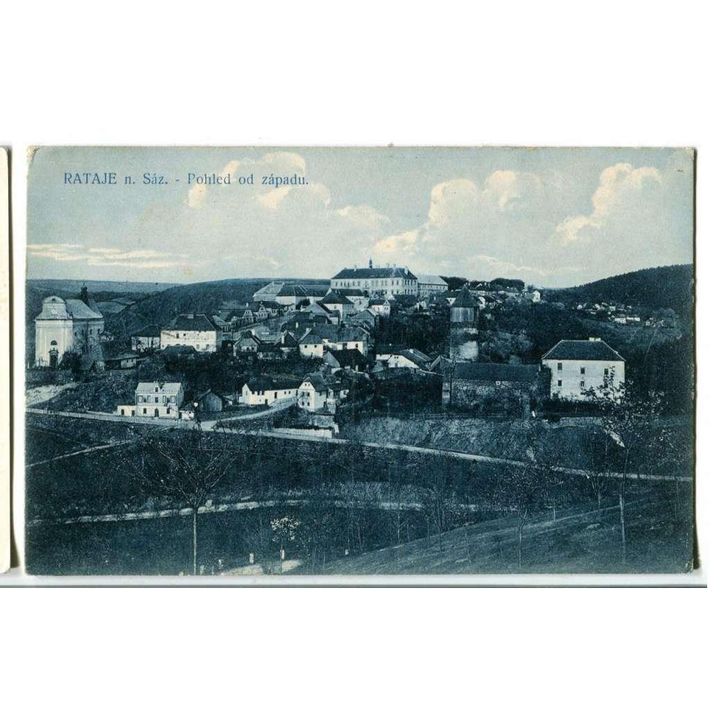 Rataje nad Sázavou, Kutná Hora, Benešov