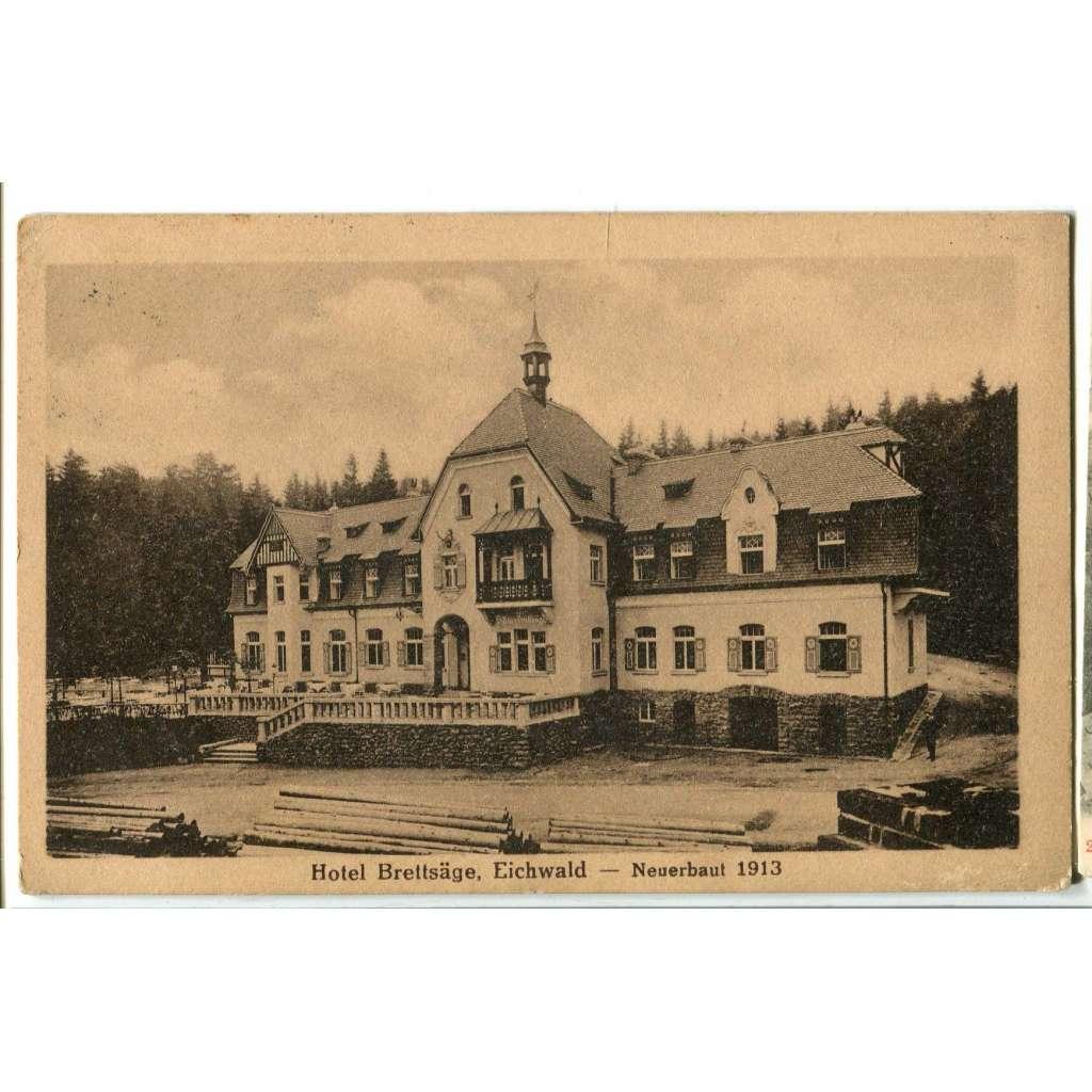 Dubí, Eichwald, Teplice, hotel