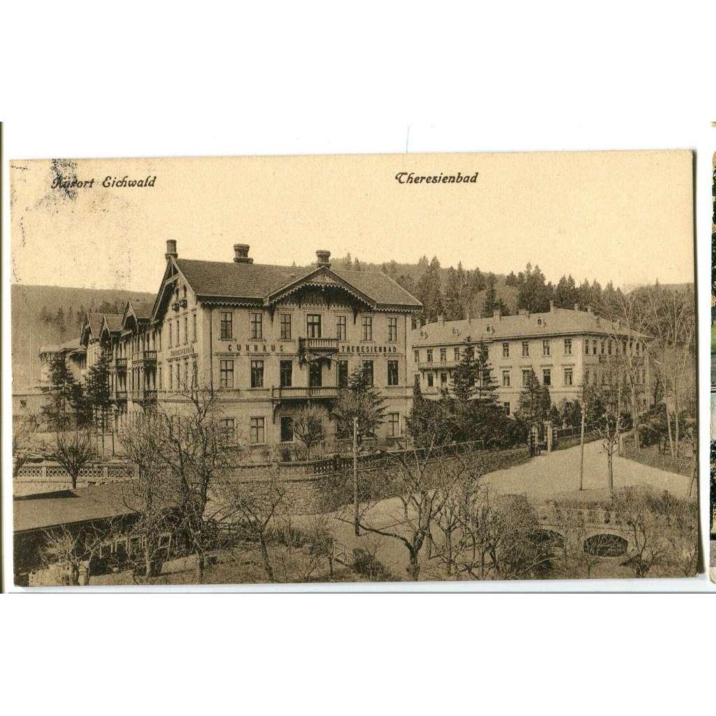Dubí Eichwald, Teplice