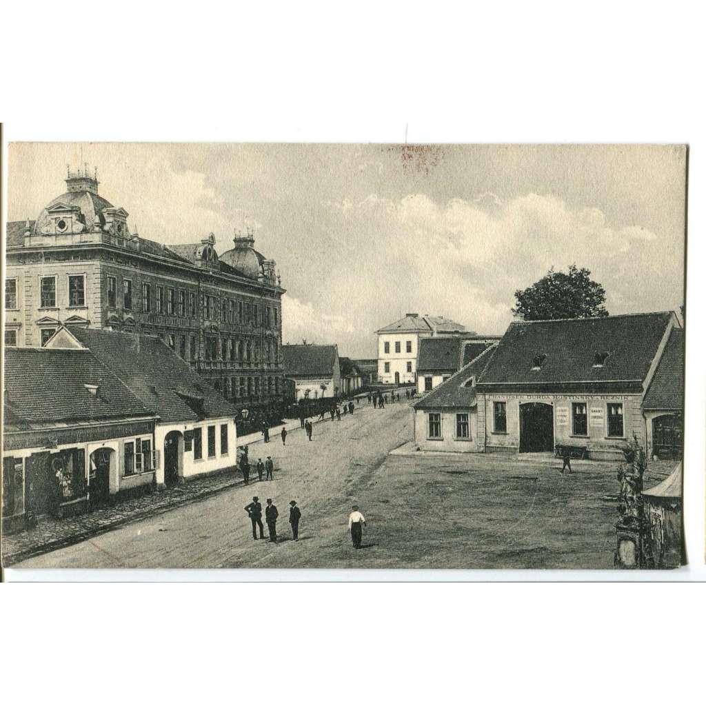 Jaroměřice nad Rokytnou, Třebíč; Základní škola O. Březiny