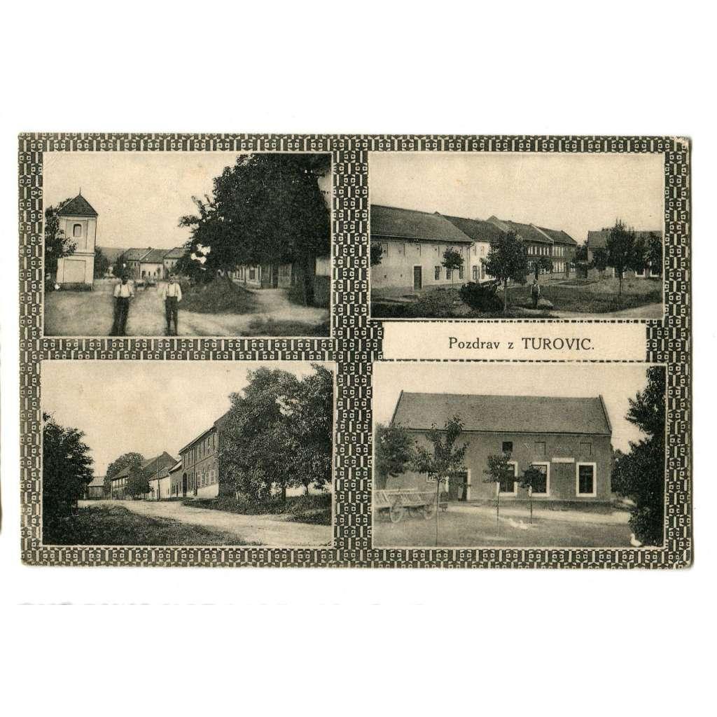 Turovice, Dřevohostice,  Přerov