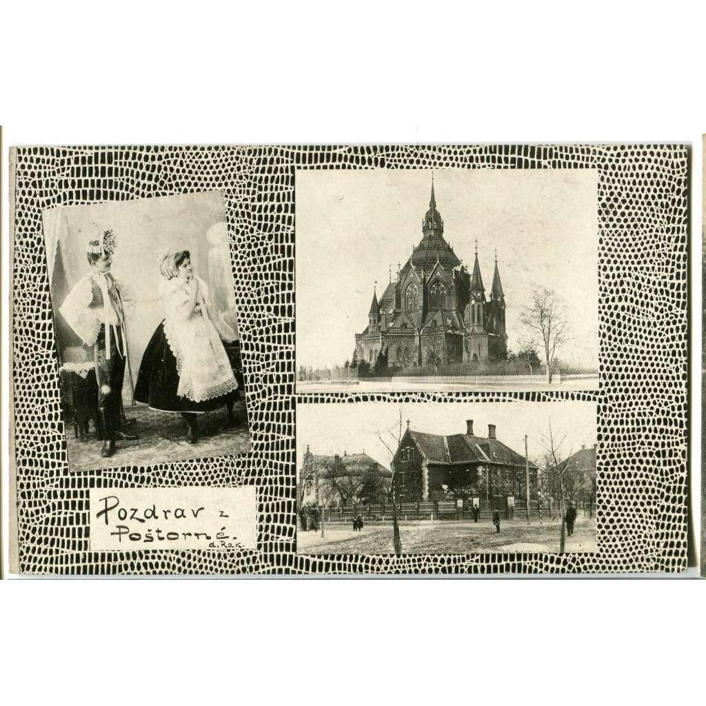 Poštorná, Břeclav