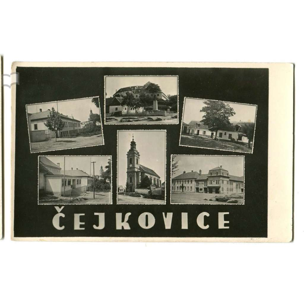 Čejkovice, Hodonín.