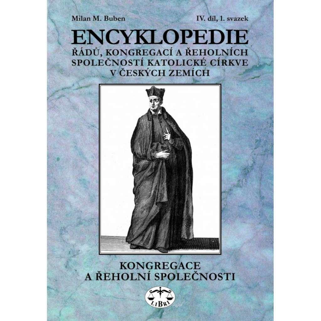 Encyklopedie řádů , kongregací IV, sv. 1