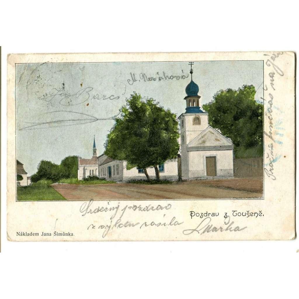Lázně Toušeň, Brandýs nad Labem, Praha východ