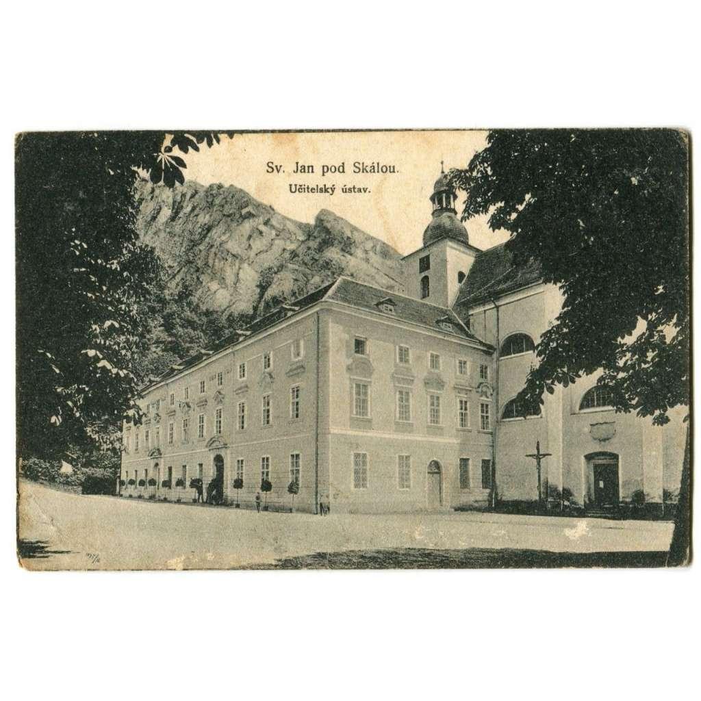 Svatý Jan pod Skalou, Beroun