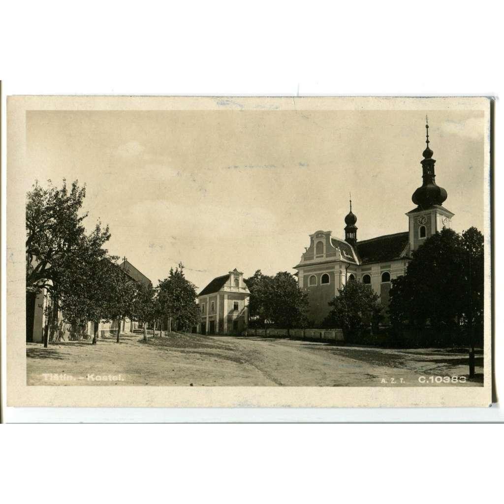 Tištín, Prostějov