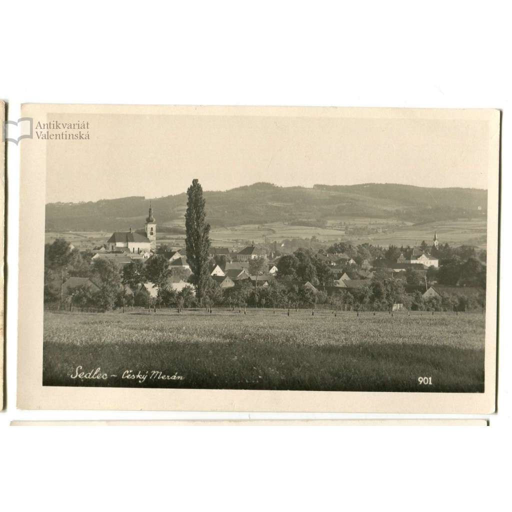 Sedlec - Prčice, Příbram