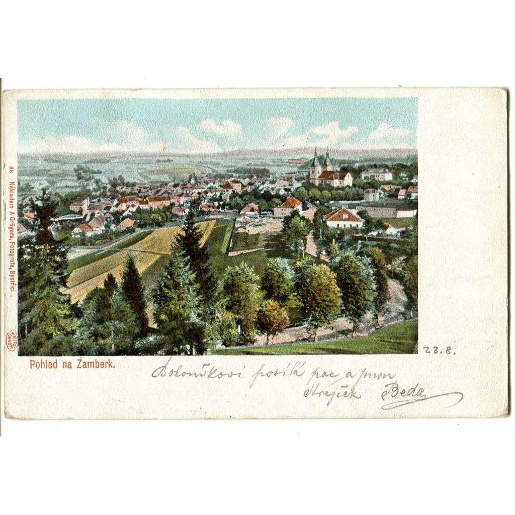 Žamberk, Ústí nad Orlicí