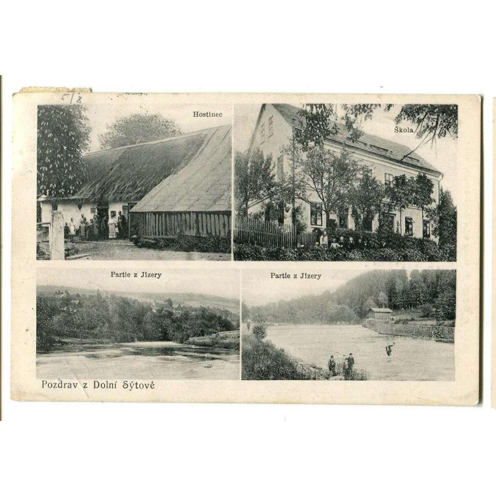 Háje nad Jizerou - Dolní Sytová, Semily