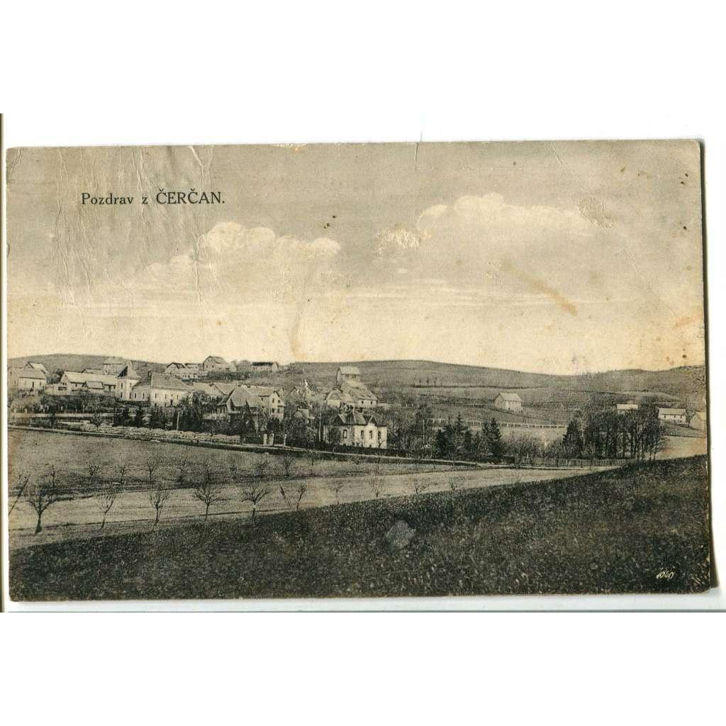 Čerčany, Benešov