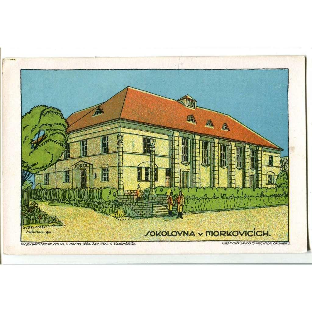Morkovice, Kroměříž