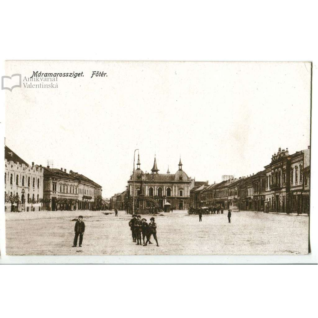 Sighetu Marmatiei, Marmarossziget, Rumunsko Romania