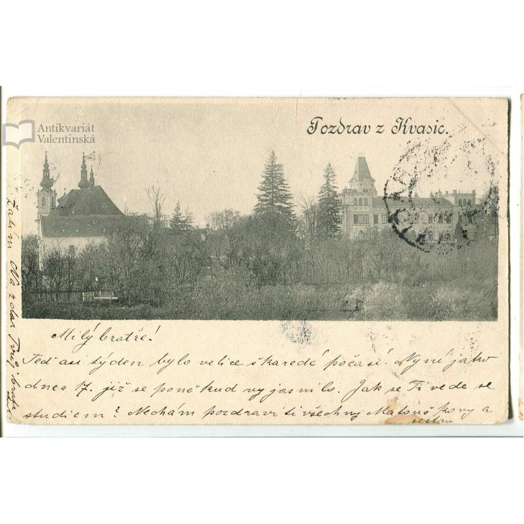 Kvasice, Kroměříž