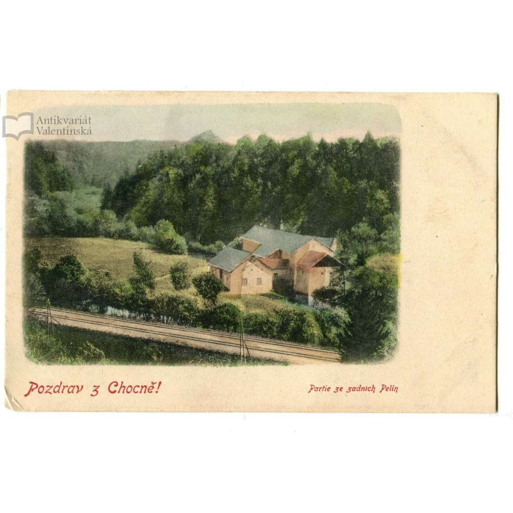Choceň, Ústí nad Orlicí, železnice