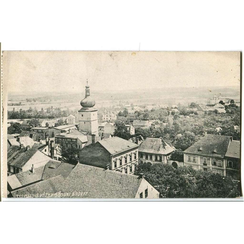 Vysoké Mýto, Ústí nad Orlicí