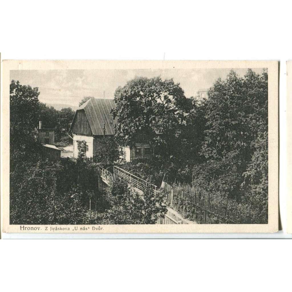 Hronov, Náchod