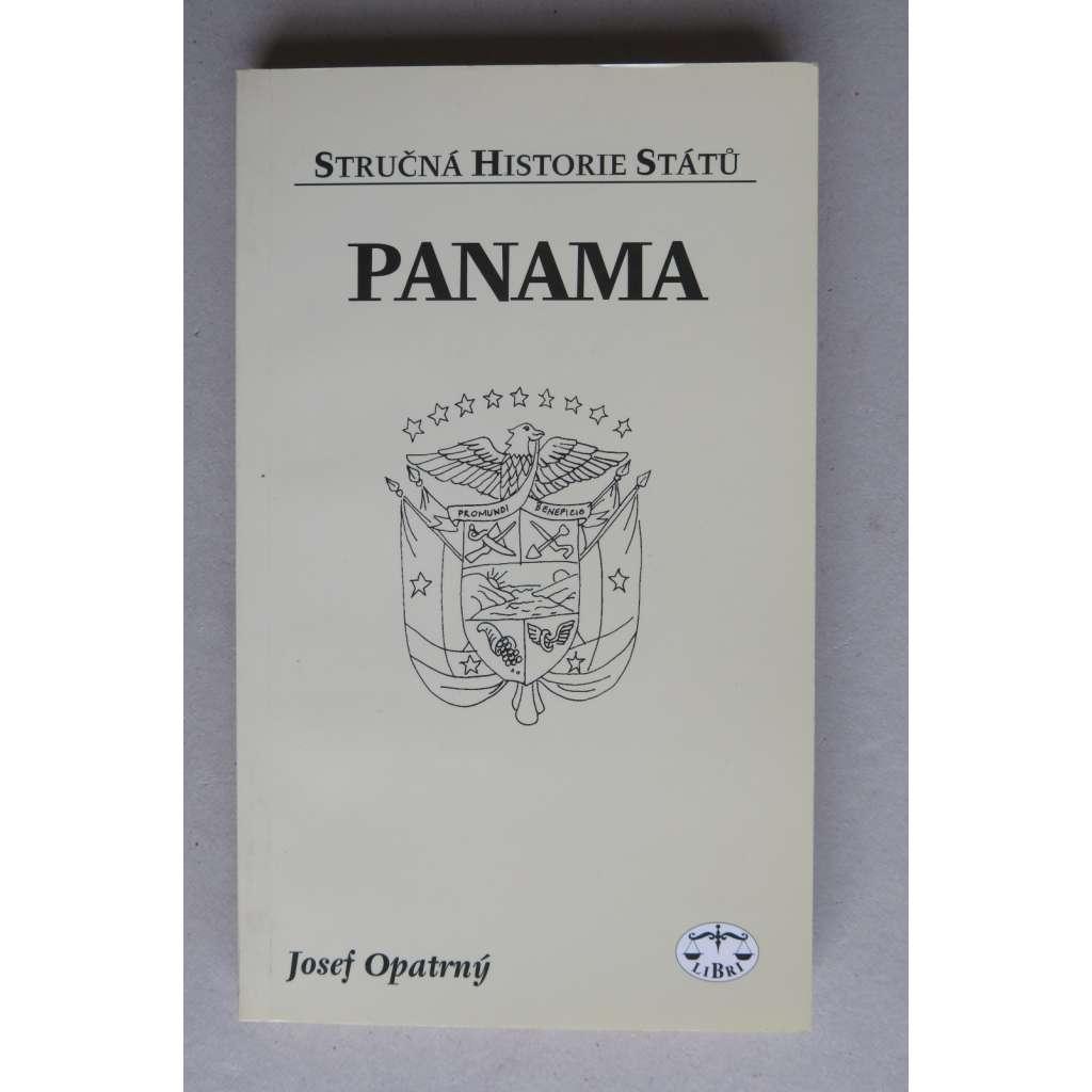 Panama. Stručná historie států