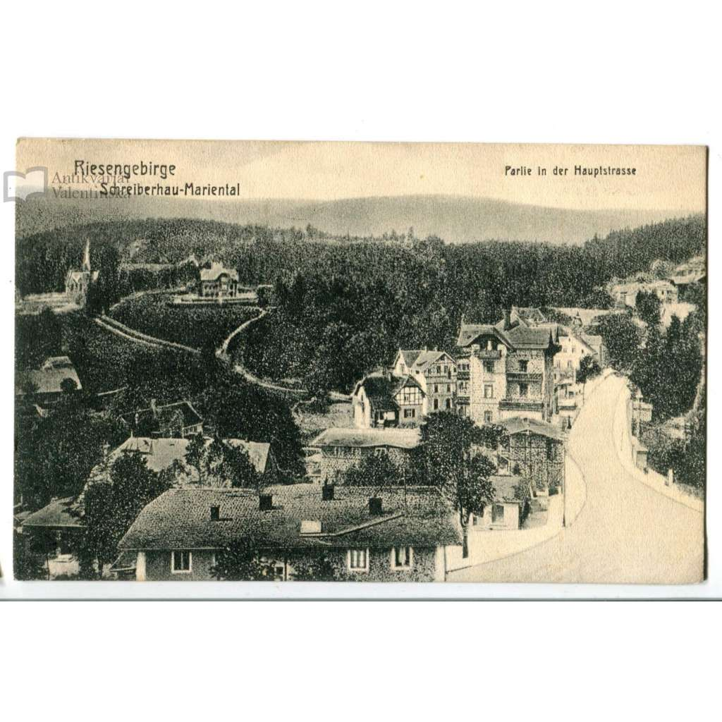 Szklarska Poreba, Schreiberhau, Polsko, Trutnov