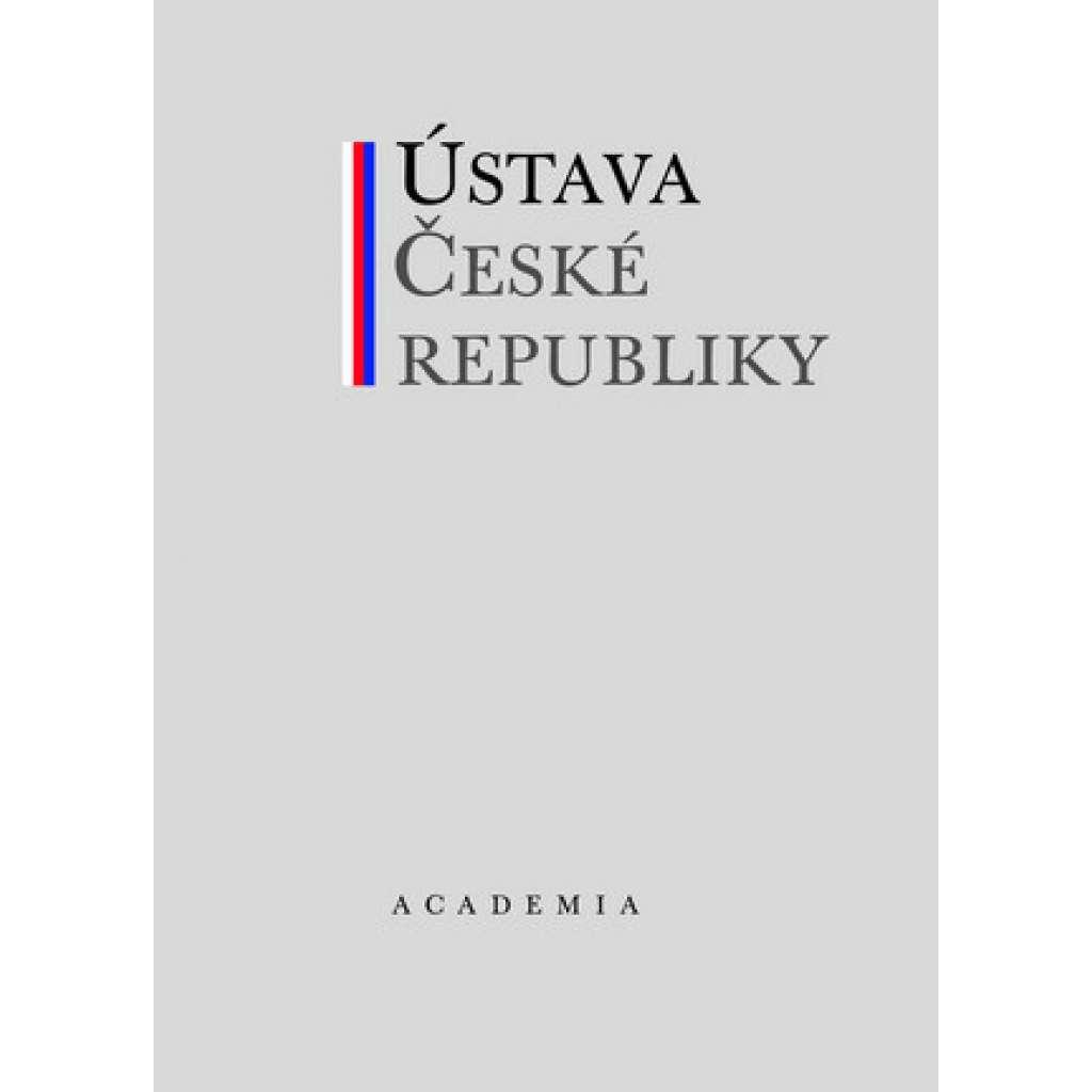 Ústava České republiky (1993, novela 2013)