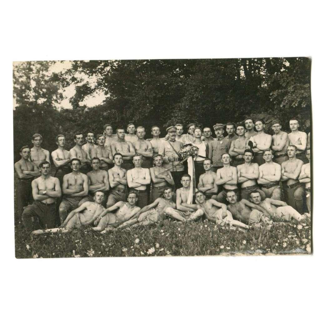 II. prapor, čs. pěší pluk č. 1 ve Sv. Petru 1920