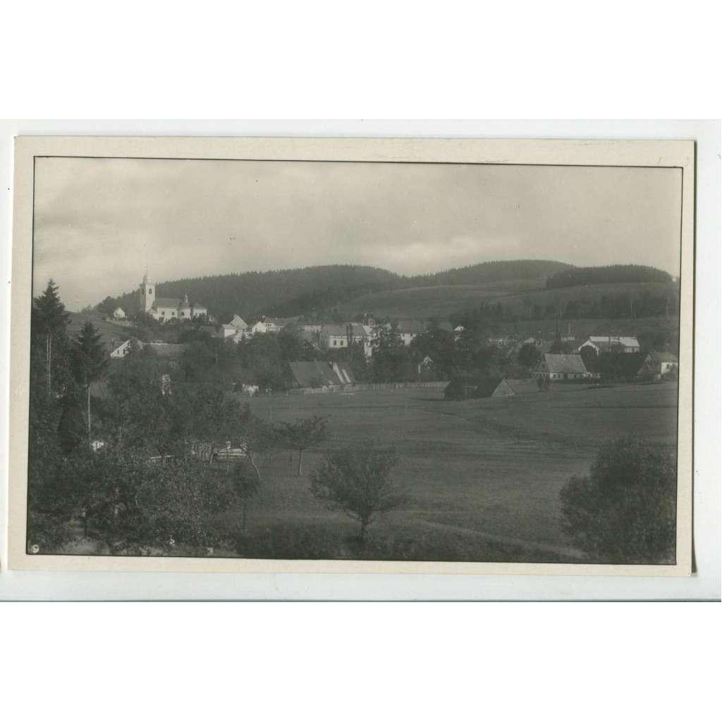 Olešnice, Rychnov nad Kněžnou, Orlické hory.
